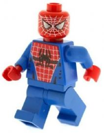 Spiderman (Blue Suit) - Custom Designed Minifigure